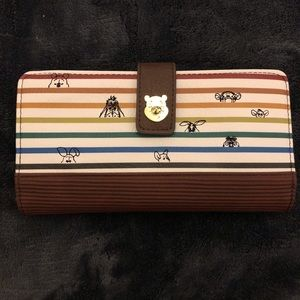 Whinnie the Pooh wallet.